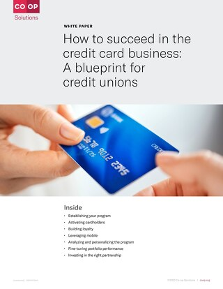 Credit Card Growth White Paper 2019