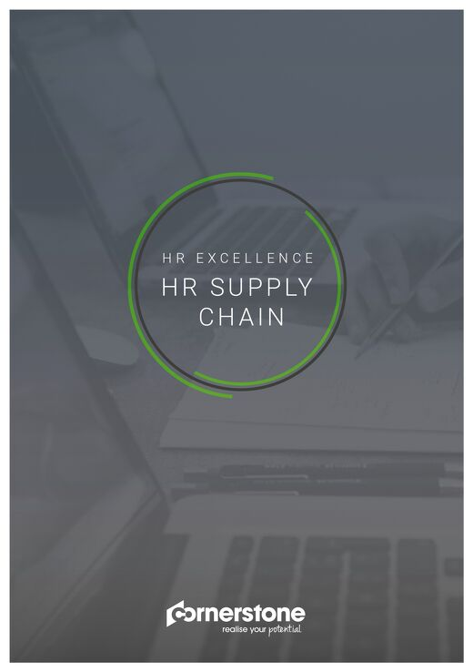HR EXCELLENCE / HR SUPPLY CHAIN