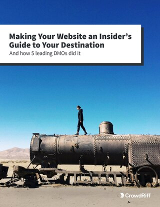 Making Your Website an Insider's Guide to Your Destination