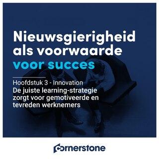 Hoofdstuk 3 - Innovation - De juiste learning-strategie zorgt voor gemotiveerde en tevreden werknemers