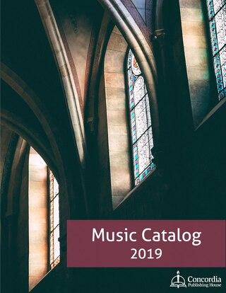 2019 Music Catalog