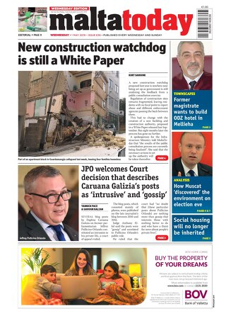 MALTATODAY 1 May 2019 Midweek