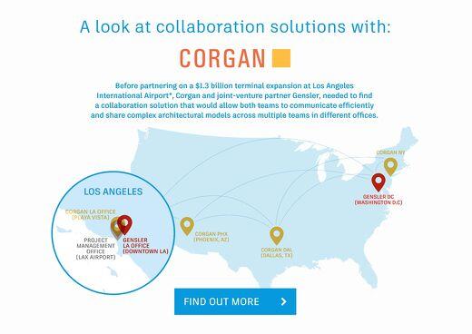 Corgan compares cost of VDI vs BIM 360 Design