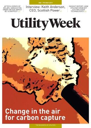 Utility Week 3rd May 2019