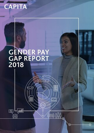 Gender Pay Gap Report *INFOGRAPHIC TEST ONLY - PLEASE DELETE AFTER TESTING*