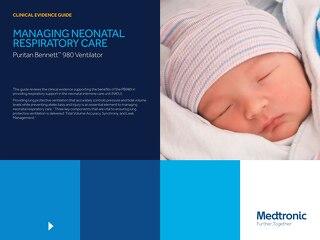 Guide: Puritan Bennett 980 Neonatal Ventilator Clinical Evidence
