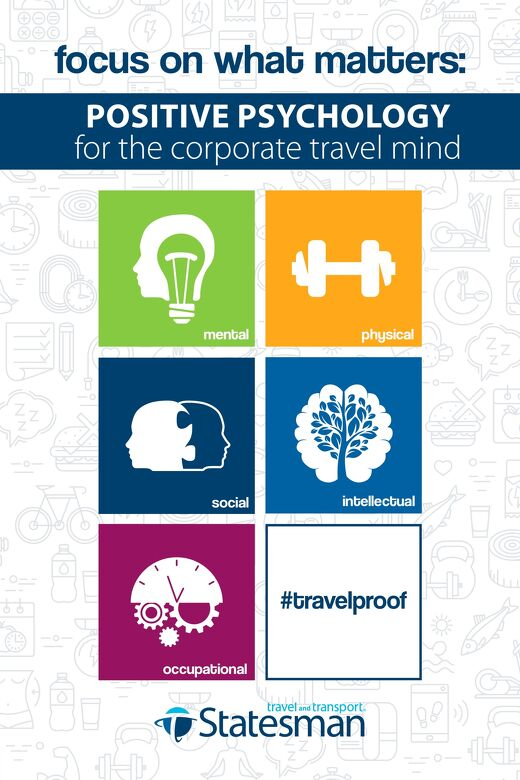 Positive psychology for the corporate travel mind