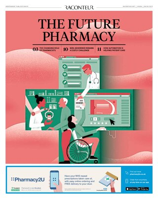 The Future Pharmacy 2019