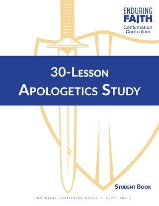 30-Lesson Apologetics Study: Student Book Sample
