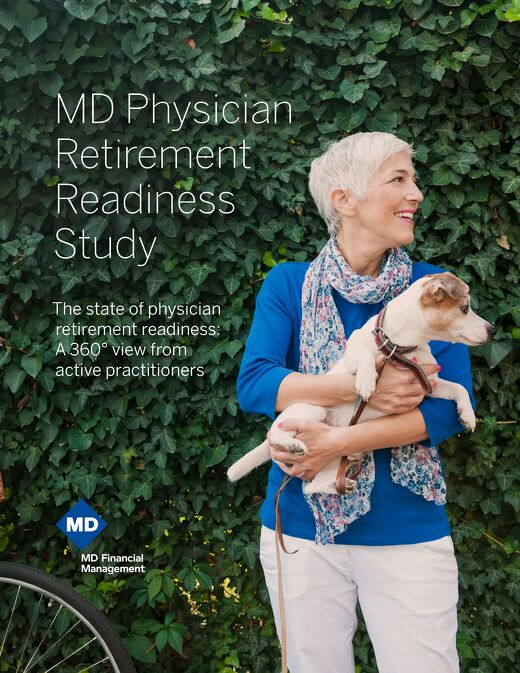 MD Physician Retirement Readiness Study