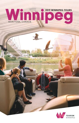 Tourism WInnipeg Tours Brochure 2019