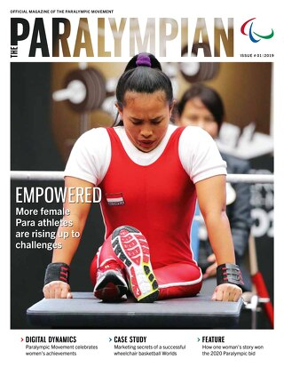 The Paralympian Issue No. 1 2019