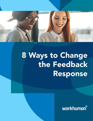 8 Ways to Change the Feedback Response