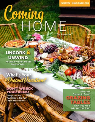 Coming Home - Spring/Summer Issue