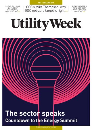 Utility Week 7th June 2019