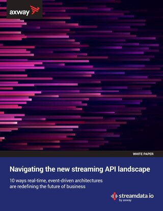 Navigating the new streaming API landscape