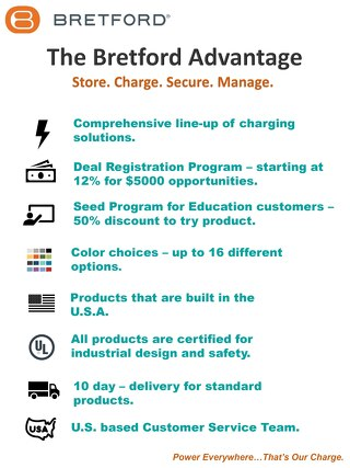 Why Bretford . Partner Flyer