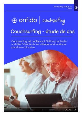 Couchsurfing - étude de cas