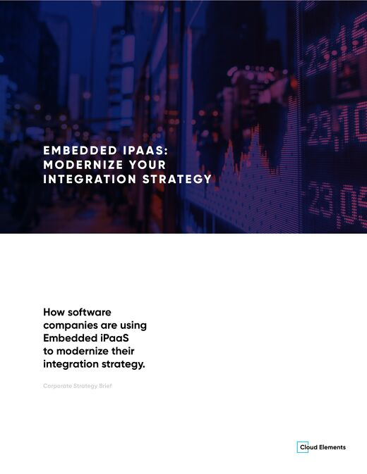 Modernize Your Integration Strategy
