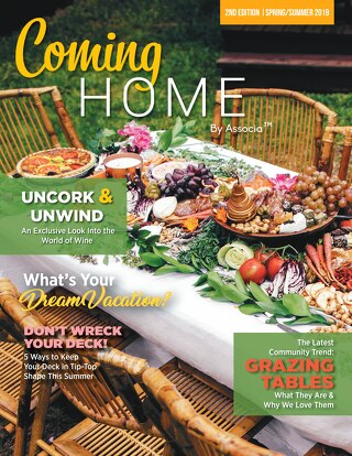 Coming Home - Spring Summer Issue