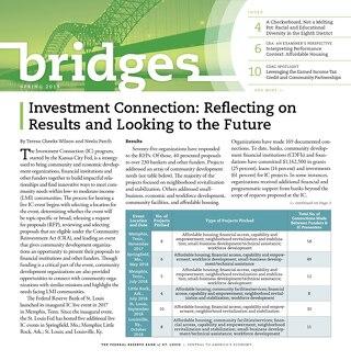 Bridges Spring 2019