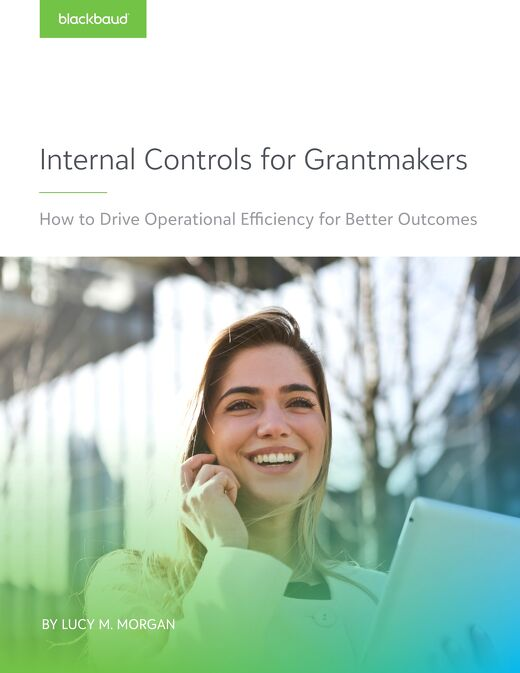 Internal Controls for Grantmakers