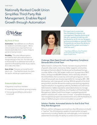 VyStar Credit Union Case Study