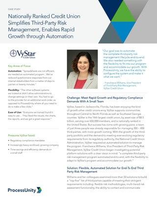 VyStar Credit Union Case Study