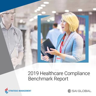 Download The 2019 Healthcare Compliance Benchmark Report
