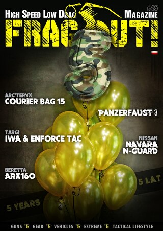 Frag Out! Magazine #25 PL