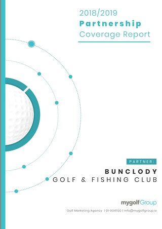 My Golf Group 2018/19 Coverage Report - Bunclody Golf & Fishing Club