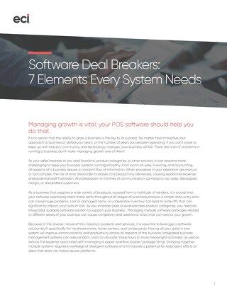 Whitepaper: 7 Elements Every System Needs