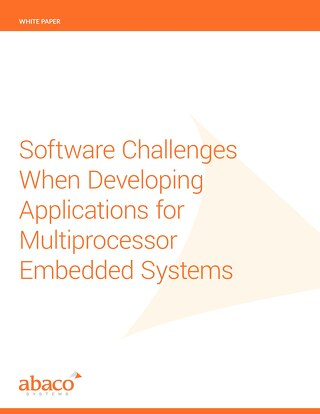 Software Challenges When Developing Applications for Multiprocessor Embedded Systems