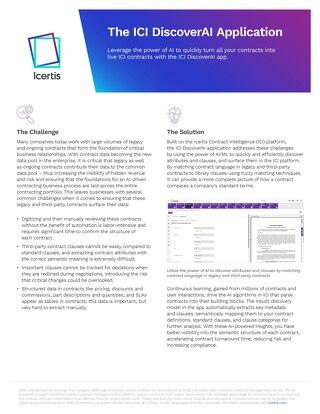DiscoverAI datasheet