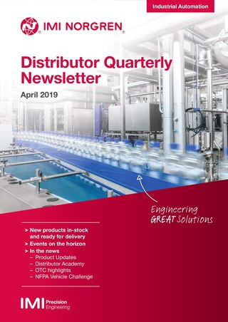 Distributor Quarterly Newsletter April 2019
