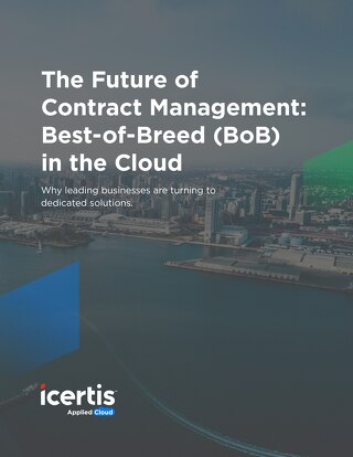 Best of Breed in the Cloud eBook
