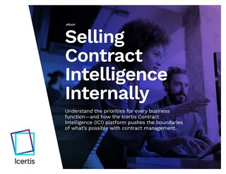 Selling Enterprise Contract Management Internally