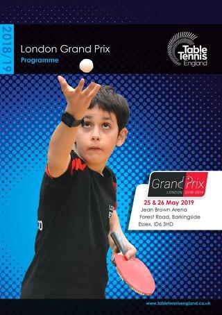 London Grand Prix 2018-19