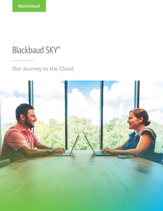 Blackbaud SKY Whitepaper