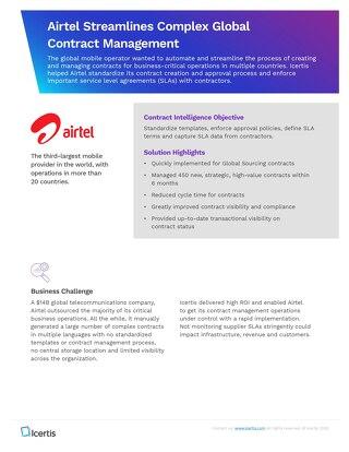 Case Study | Airtel