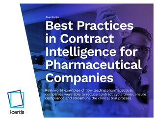 Best Practices | Contract Management Success Stories