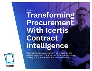 Transforming Procurement with ICM