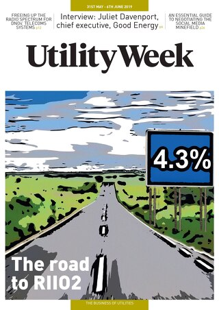 Utility Week 31st May 2019