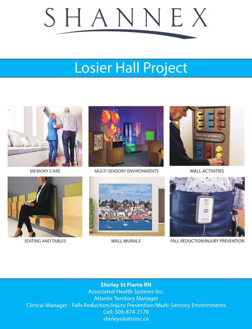 Shannex Losier Hall Project