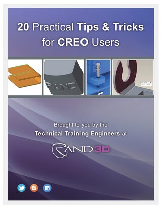 20 Practical Tips & Tricks for Creo Users