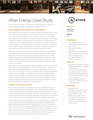Ather Energy Case Study