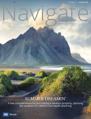 ATB Navigate Volume 14 - Summer 2019