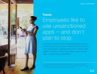 Trend Report: Employees Like to Use Unsanctioned Apps — and Don't Plan to Stop.