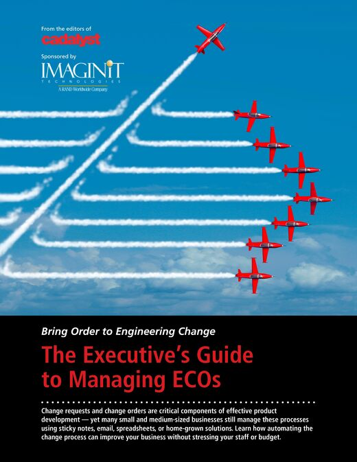 The Executive's Guide to Managing ECOs