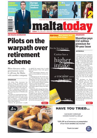 MALTATODAY 30 June 2019